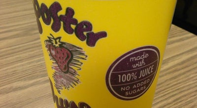 Photo of Smoothie Shop Booster Juice at 10108 - 109 Street, Edmonton, AB T5J 1M7, Canada