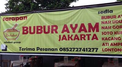 Photo of Food Truck Bubur Ayam Jakarta at Labuah Basilang, Payakumbuh, Indonesia