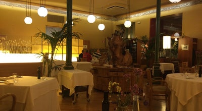 Photo of Spanish Restaurant Lillas Pastia at Plaza Navarra 4, Huesca 22002, Spain