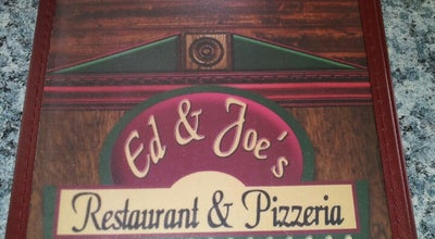 Photo of Pizza Place Ed & Joes at 17332 Oak Park Ave, Tinley Park, IL 60477, United States