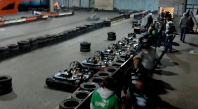 Photo of Racetrack John Martin's Karting at Belgium