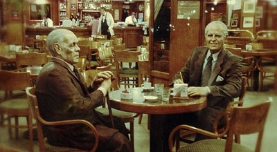 Photo of Cafe La Biela at Av. Quintana 596, Buenos Aires, Buenos Aires C.F. 1425, Argentina