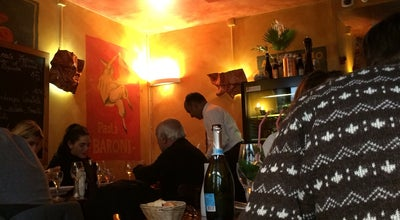 Photo of Italian Restaurant Al Caratello at 5 Rue Audran, Paris 75018, France