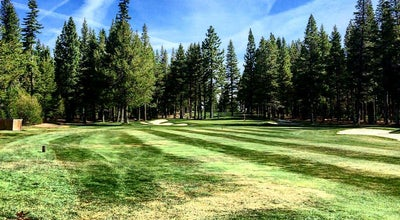 Photo of Golf Course Tahoe Donner Golf Course at 12850 Northwoods Blvd, Truckee, CA 96161, United States