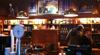 Photo of Coffee Shop Fuglen at Universitetsgata 2, Oslo 0164, Norway