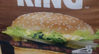 Photo of Burger Joint Burguer King Shopping Valinhos at Brazil