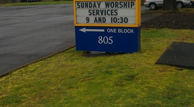 Photo of Church Columbia Presbyterian Church at 805 Se Columbia Ridge Dr, Vancouver, WA 98664, United States