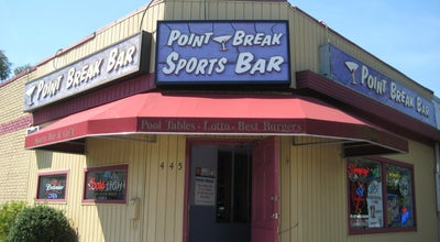 Photo of Bar Point Break Sports Bar & Grill at 445 Hempstead Tpke, West Hempstead, NY 11552, United States