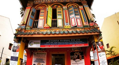 Photo of Tourist Attraction Little India at Serangoon Road, Singapore, Singapore