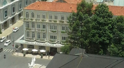 Photo of Hotel Hotel Continental Saigon at 132-134 Đồng Khởi Sts, District 1, Ho Chi Minh City, Vietnam