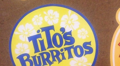 Photo of Mexican Restaurant Tito's Burritos at 26 Washington St, Morristown, NJ 07960, United States