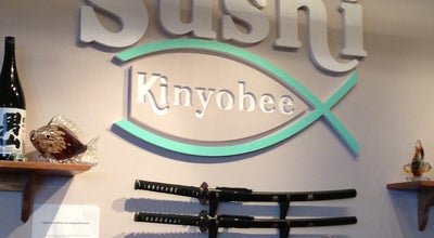 Photo of Sushi Restaurant Kinyobee Japanese Restaurant & Sushi Bar at 315 Peachtree Industrial Blvd, Suwanee, GA 30024, United States