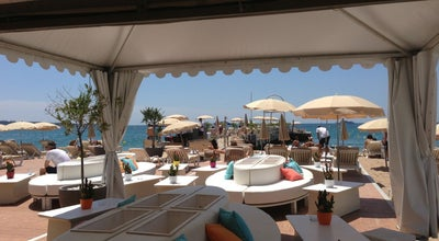 Photo of Beach Bâoli Beach at 50 Boulevard De La Croisette, Cannes 06400, France