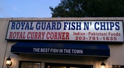 Photo of Fish and Chips Shop Royal Guard Fish & Chips at 389 Main St, Danbury, CT 06810, United States