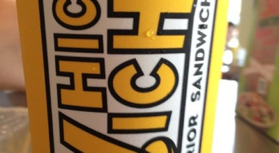 Photo of Sandwich Place Which Wich? Superior Sandwiches at 112 Saundersville Rd, Hendersonville, TN 37075, United States