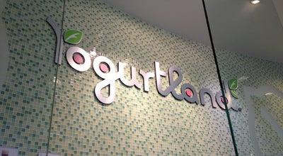 Photo of Dessert Shop Yogurtland at 1800 Texas Ave S, College Station, TX 77840, United States