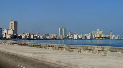 Photo of Scenic Lookout El Malecón at Avenida, Ciudad De La Habana, Cuba