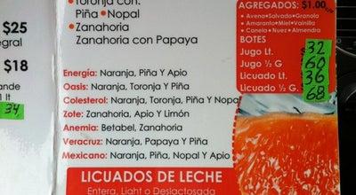 Photo of Juice Bar Jugos La Jugada at Puerta Del Sol, Monterrey, Mexico