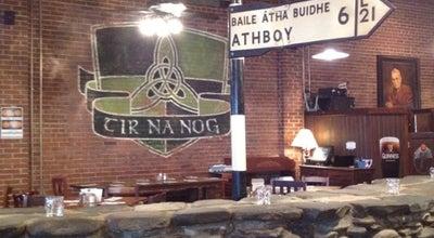 Photo of Pub Tír na nÓg Irish Pub at 218 S Blount St, Raleigh, NC 27601, United States