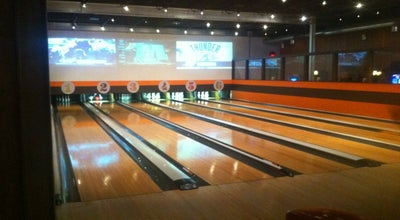 Photo of Bowling Alley Dust Bowl Lanes at 211 S Elgin Ave, Tulsa, OK 74120, United States