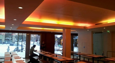 Photo of Ramen / Noodle House Wagamama at Max Euweplein 10, Amsterdam 1017 MB, Netherlands