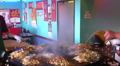 Photo of Chinese Restaurant Ton's Mongolian Grill at 4116 S Carrier Pkwy, Grand Prairie, TX 75052, United States