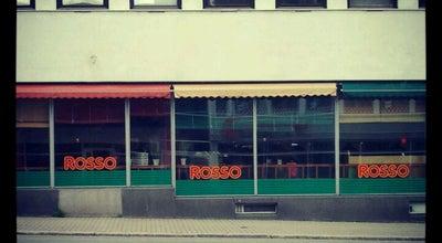 Photo of Italian Restaurant Rosso at Sibeliuksenkatu 3, Hämeenlinna 13100, Finland