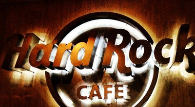 Photo of American Restaurant Hard Rock Cafe Mallorca at Passeig Marítim, Palma de Mallorca, Balearic Islands 07014, Spain