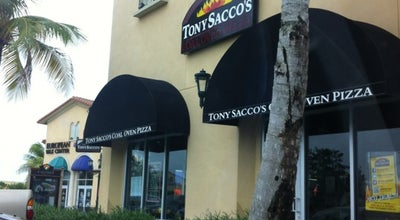 Photo of Pizza Place Tony Sacco's at 8001 Plaza Del Lago Dr, Estero, FL 33928, United States