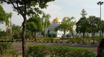 Photo of Mosque Masjid Jamek Pasir Gudang at Jalan Mesjid, Pasir Gudang 81700, Malaysia