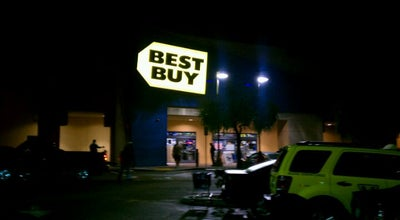 Photo of Electronics Store Best Buy at 1250 El Camino Real, San Bruno, CA 94066, United States