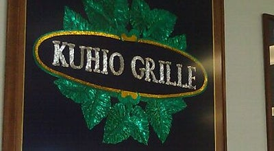 Photo of Diner Kuhio Grille at 111 E Puainako St #106a, Hilo, HI 96720, United States