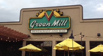 Photo of American Restaurant The Green Mill at 100 4th Ave S, Saint Cloud, MN 56301, United States
