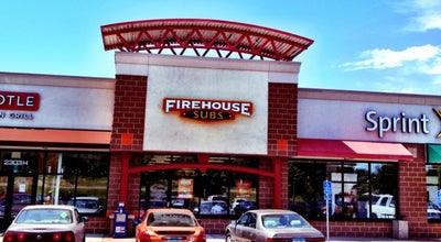 Photo of Sandwich Place Firehouse Subs at 2303 White Bear Ave N, Maplewood, MN 55109, United States