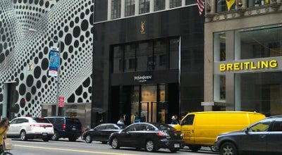 Photo of Boutique Yves St Laurent at 3 E 57th St, New York, NY 10022, United States