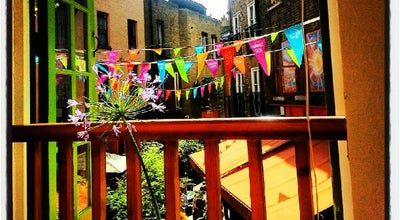 Photo of Health Food Store Wild Food Cafe at 14 Neal's Yard, London WC2H 9DP, United Kingdom