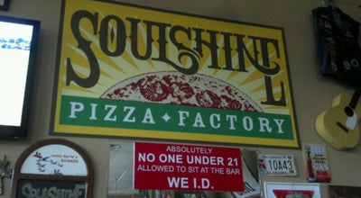 Photo of Pizza Place Soulshine Pizza Factory at 1111 Highland Colony Pkwy, Ridgeland, MS 39157, United States