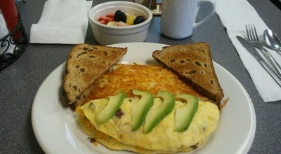 Photo of Breakfast Spot Omelette & Waffle Café at 580 Forest Ave, Plymouth, MI 48170, United States