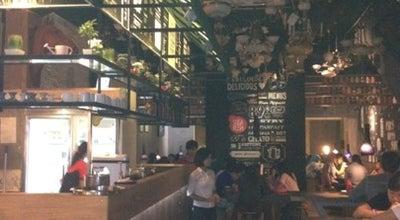 Photo of Cafe The Sugarush at Jl. Braga No. 83, Bandung 40111, Indonesia