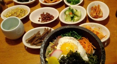 Photo of Asian Restaurant Seoul Garden at 22 Peace Plz, San Francisco, CA 94115, United States