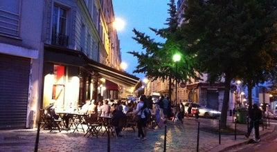 Photo of French Restaurant O'Paris at 1 Rue Des Envierges, Paris 75020, France