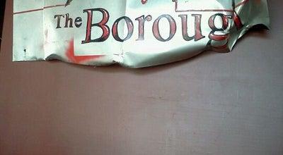 Photo of Bar The Borough at 317 W Morgan St, Raleigh, NC 27601, United States