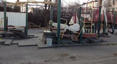 Photo of Playground St. Mary's Playground at Smith Street, Brooklyn, NY 11231, United States