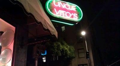 Photo of Pizza Place Uncle Vito's Pizza at 700 Bush St, San Francisco, CA 94108, United States