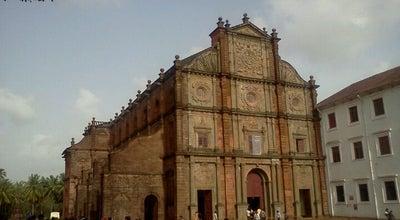 Photo of Church Basilica of Bom Jesus at Old Goa, Goa, India