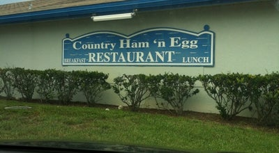 Photo of Breakfast Spot Country Ham & Egg at 478 Us Highway 1, Sebastian, FL 32958, United States