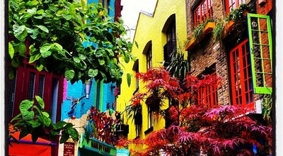 Photo of Plaza Neal's Yard at Neal's Yard, Covent Garden WC2H 9PJ, United Kingdom
