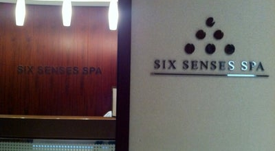 Photo of Spa Six Senses Spa at Terminal 3, Abu Dhabi, United Arab Emirates