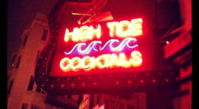 Photo of Dive Bar Hi-Tide Lounge at 600 Geary St, San Francisco, CA 94109, United States