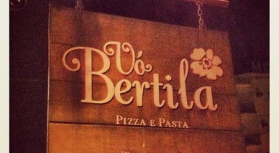 Photo of Pizza Place Vó Bertila at R. Bartolomeu De Gusmão, 1116, Foz do Iguaçu 85851-030, Brazil